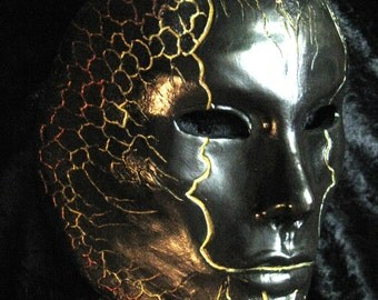 Infernal - Resin Cast mask