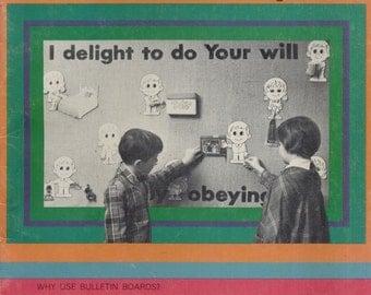 Primary Bulletin Boards By Elsiebeth McDaniel--Christian