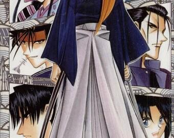Rurouni Kenshin 9--Manga--Japanese Text