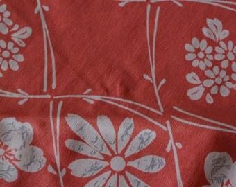 Vintage Japanese furoshiki eco gift wrapping cloth