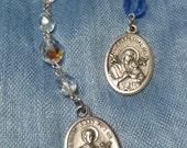 St. Gerard Prayer for Motherhood Chaplet~Rosary Chaplet,St of Children,St of pregnancy, St of the unborn, st of infertility,