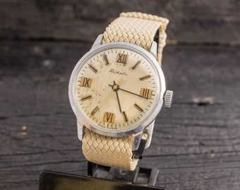 Vintage Raketa mens watch, vintage mens watch, soviet mechanical watch, vintage russian wrist watch, ussr cccp
