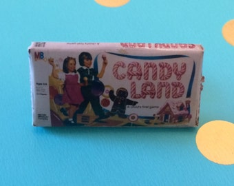 New Adjustable Candy Land Ring