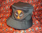 Deadpool Bucket Hat