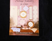 Hardanger Embroidery on Linen by Susan L. Meier and Rosalyn K. Watnemo
