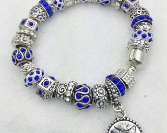 Cayman Islands Charm bracelet