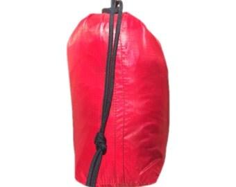 Red Water Resistant Ultralight Stuff Bag / Stuff Sack