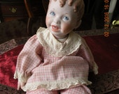SONJA Hand Painted Porcelain Doll - G.O.O.D. 84