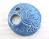 Diz 2 size holes spinning tool for roving preparation - plying diz