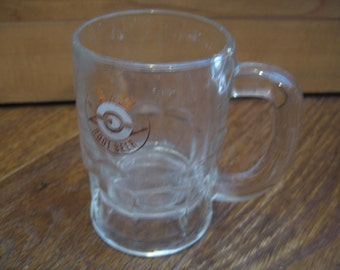 Vintage A & W Root Beer Glass Mug