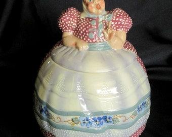 Helen's Tat-L-Tale (Helen Hutula) Cookie Jar