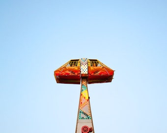 Fair Ride - Photography Print