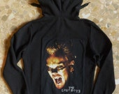 The Lost Boys Hoodie David Glow In The Dark Customized 80s Horror Size XS