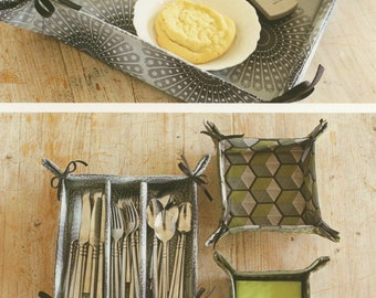 The Everyday Tray Pattern by Indygo Junction (IJ1100)