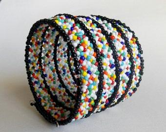 Bracelet Cuff (Multi-Color)