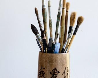 Chinese Brush Pots