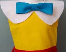 Tweedle Dum / Tweedle Dee Costume Tunic