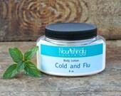 Natural Vapor Rub, Mentholated Lotion, eucalyptus chest rub, natural chest rub, essential oil menthol vapor rub, natural eucalyptus balm