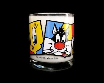 Looney Tunes Mug Warner Bros Tweety Sylvester Bugs Bunny 1994