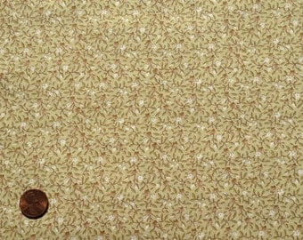 Petite Fleur #266-G 2004 for P&B Textiles, 1 yard, C223G.