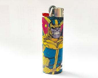 Thanos Comic Book Lighter