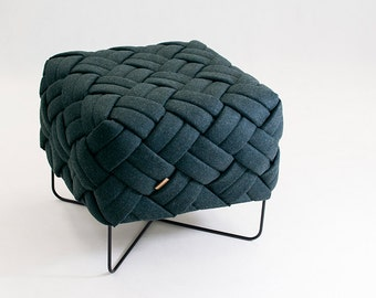 KUTO woven stool