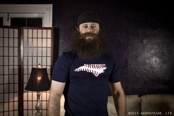 North Carolina baseball mens or ladies junior fit t-shirt