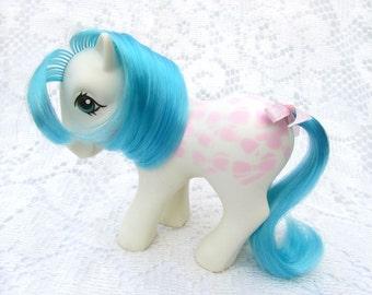Vintage My Little Pony Twice as Fancy Fifi Perm Shoppe Pony