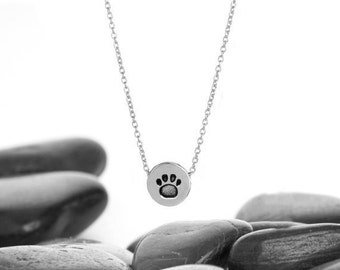 Dog Necklace, Dog Lover, Dog Jewelry, Pet Jewelry, Dog, Dog Pendant, Dog Lover Gift, Dog Charm Jewelry, Gift for Dog Lover