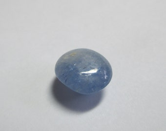 Blue sapphire natural unheated gem 1.68ct.