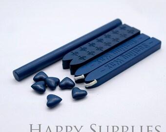 Dark Slate Blue / Dark Blue / Slate Blue Sealing Wax for Wax Seal Stamp Set