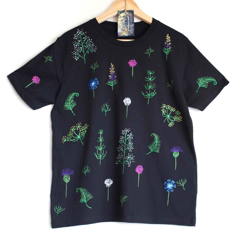 Summer Solstice T Shirt 100 Organic Cotton T Shirt By