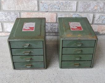 Vintage Steelmasters File Away Chest, office, garage, tools