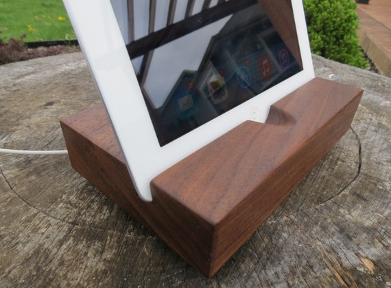 iPad Docking Station / Stand with Locking Cable