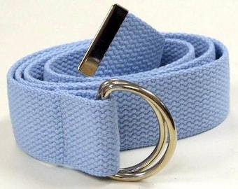 D Ring Belt, 1 inch, Kids Belts, Womens Belts, Webbing Belts, Canvas Belts, Cotton Belts, Plus Size, Girls Belts, Boys Belts, 4038100