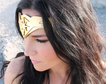 NEW Wonder Woman TIARA Fits Adults and Children