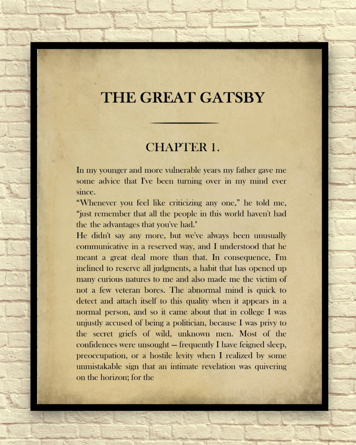the great gatsby full book pdf