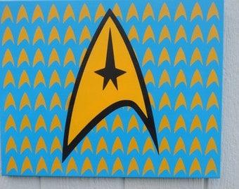 Star Trek Forever / 16x20 inches