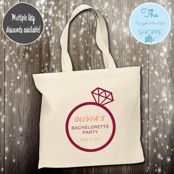 Bachelorette Party Wedding Tote Bag ~ Bride to Be tote bag, Nautical, bachelorette , Fun,  party, Wedding Favor, Gift Tote, Bridal