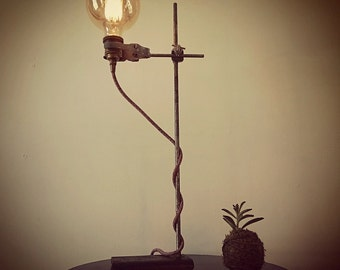 Chemistry stand lamp