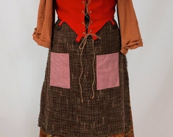 Hocus Pocus Inspired - Mary Sanderson Adult size Witch Costume - Size 16-18