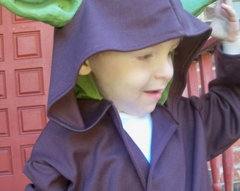 HUGE SALE 20% off!!! 56.00-->44.80, Toddler, Yoda Costume