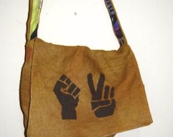 Vintage-Style-Burlap-Urban-Guerilla-Messenger-Bag-Handmade-Linen-Lined-Hipster