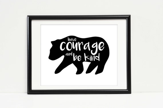 Bear Wall Art bear print, wall art, nursery art,nursery animal print,baby room