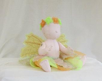 Baby Fairy Cloth Doll