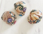 Handpainted Snail Houses