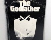 The Godfather Handmade Vintage Record Cover Notebook Album Jacket Journal Ephemera || Unique Gift