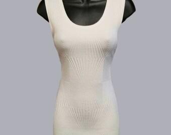 White Space tunic