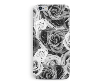 ROSE iphone 5c case, flower iphone 5c case, flowery iphone case, vintage iphone 5c case, shabby chic, floral iphone case, cute iphone case