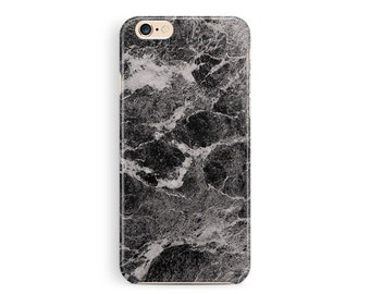 iPhone 7 Case Marble, iPhone 7 Cover, Marble iPhone 7 case, iPhone 7 Plus Cases, New iPhone 7 Cover, Sleek iPhone Case, Black iPhone 7 case
